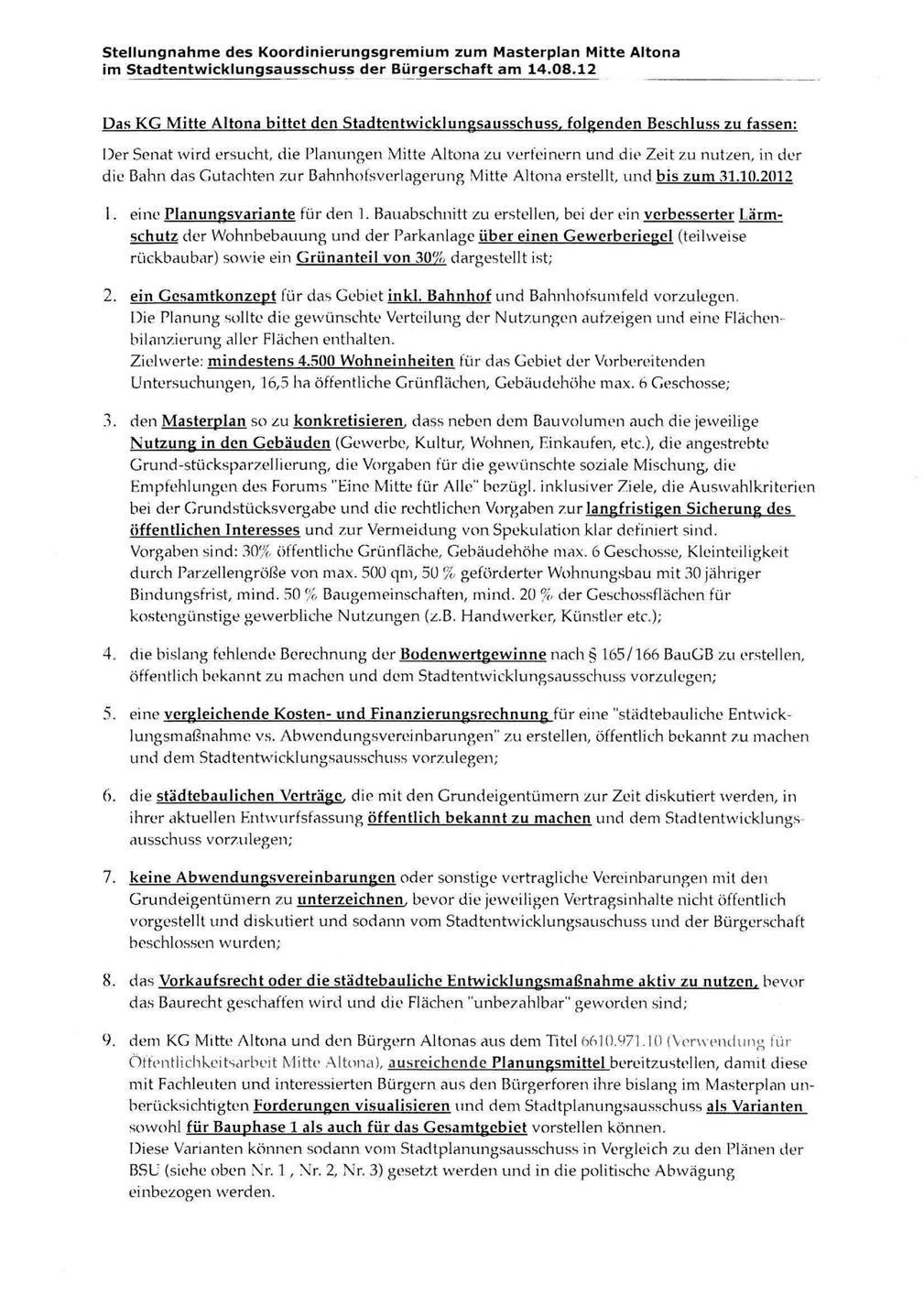 Stellungnahme KG Seite 3